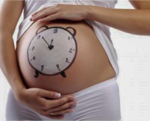 embarazo inducción
