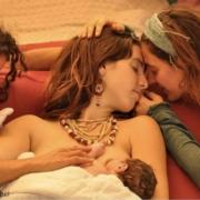 Mujeres unidas parto