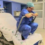 Parto con epidural