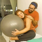 Postura parto natural