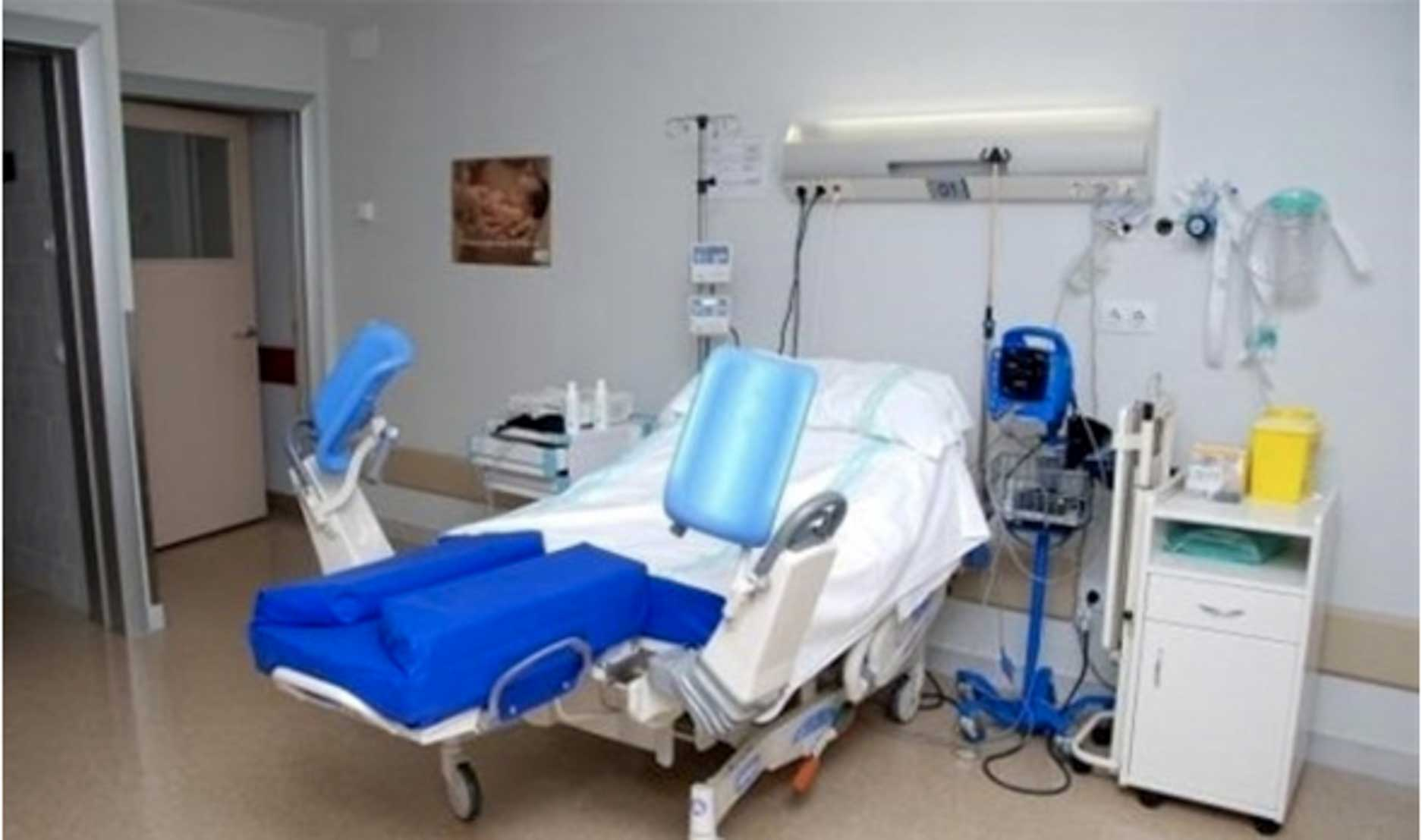 paritorio hospital frío mecánico controlador